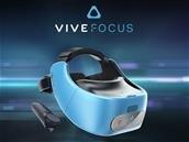 HTC Vive Focus : streaming des jeux depuis un PC et autres nouveautés