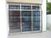 Johor Stainless Steel Sliding door from Novel Excellence ...