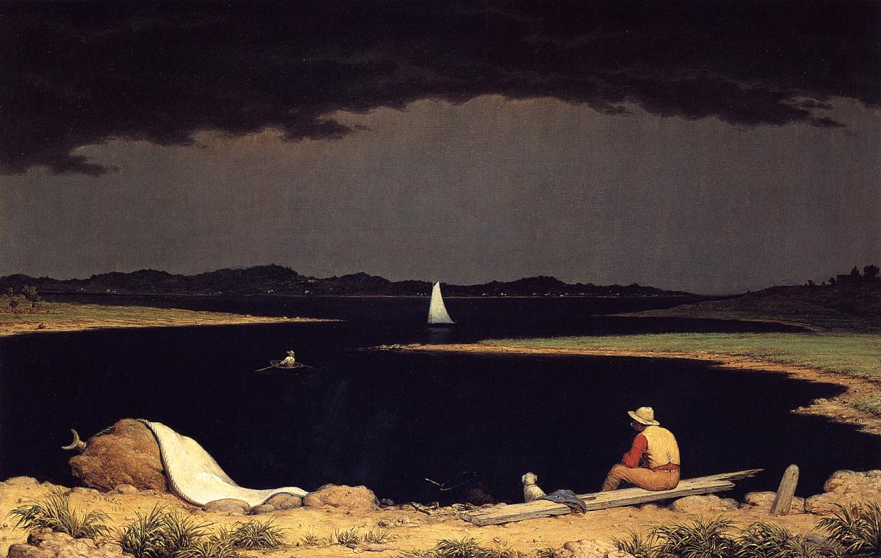 Hudson River School Oil Paintings Amp Art Reproductions For