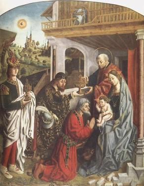 Image result for epiphany painting