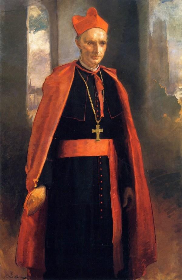 Cardinal Mercier Painting Cecilia Beaux Oil Paintings