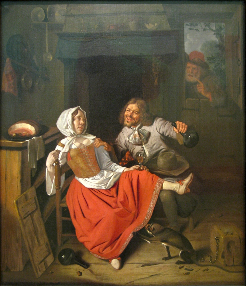 kitchen maid rta cabinets online the licentious painting pieter gerritz van roestraten oil