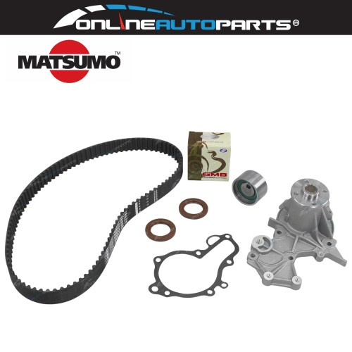 small resolution of timing belt water pump kit suzuki vitara se416 1991 1998 4cyl g16b 1 6l