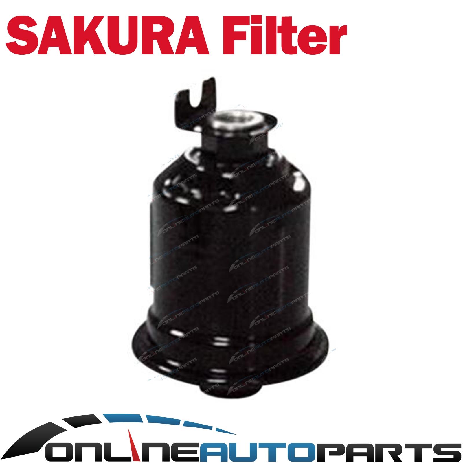 hight resolution of sakura fuel filter suits toyota rav4 sxa10r sxa11r 2 0l 4cyl 3s fe 1994
