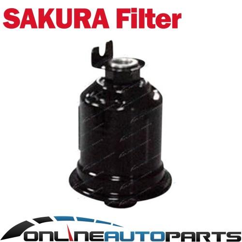 small resolution of sakura fuel filter suits toyota rav4 sxa10r sxa11r 2 0l 4cyl 3s fe 1994