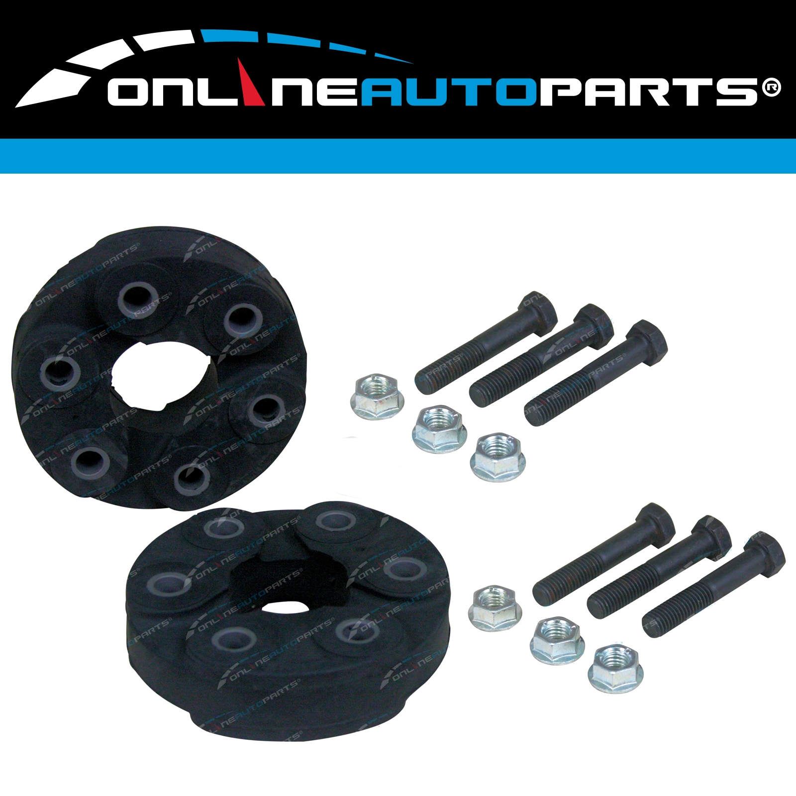hight resolution of front rear rubber driveshaft tailshaft couplings gm commodore vx vy vz ve v8