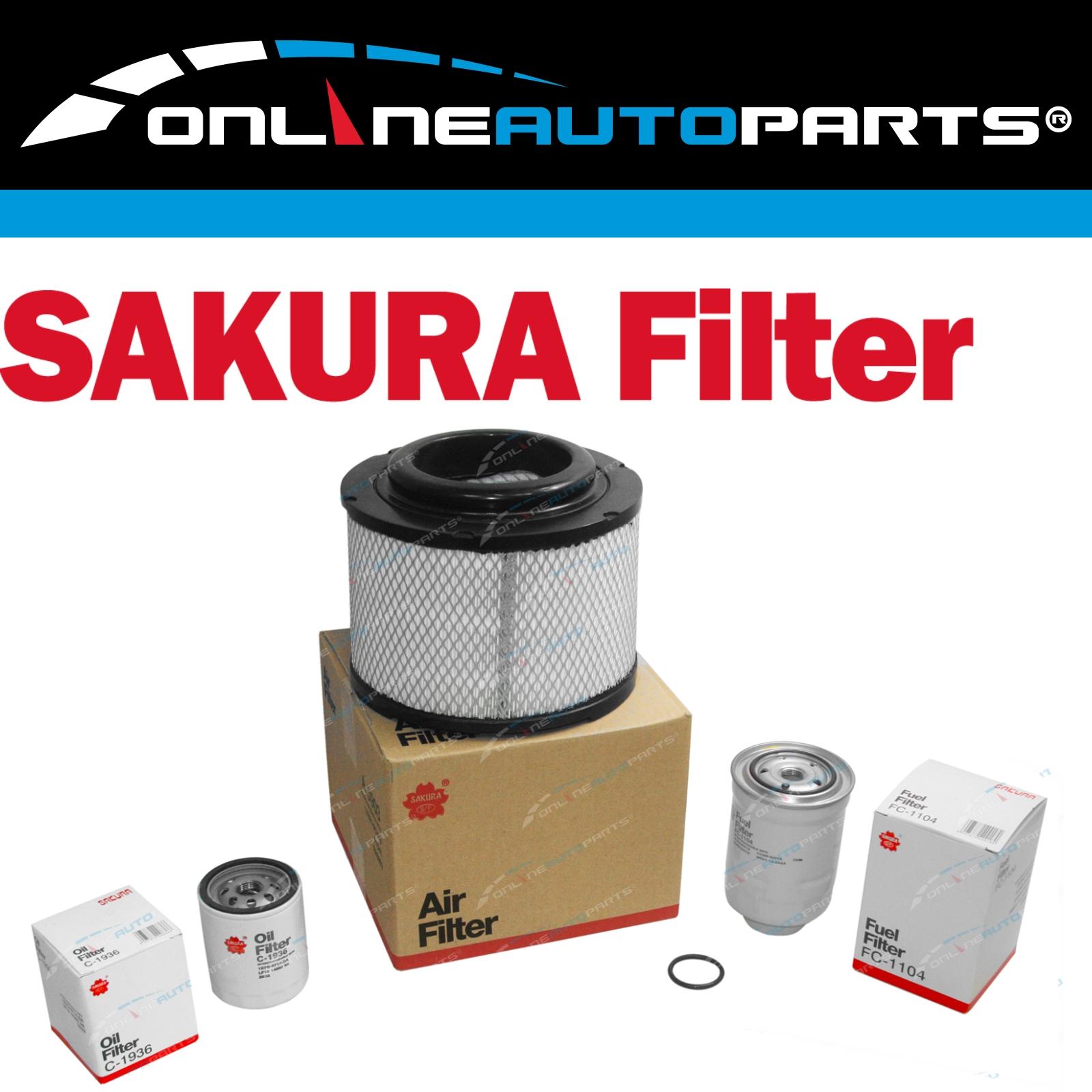medium resolution of details about oil air fuel filter kit fit ranger pj pk 4cyl 2 5l wlat 3 0l weat 2006 2011