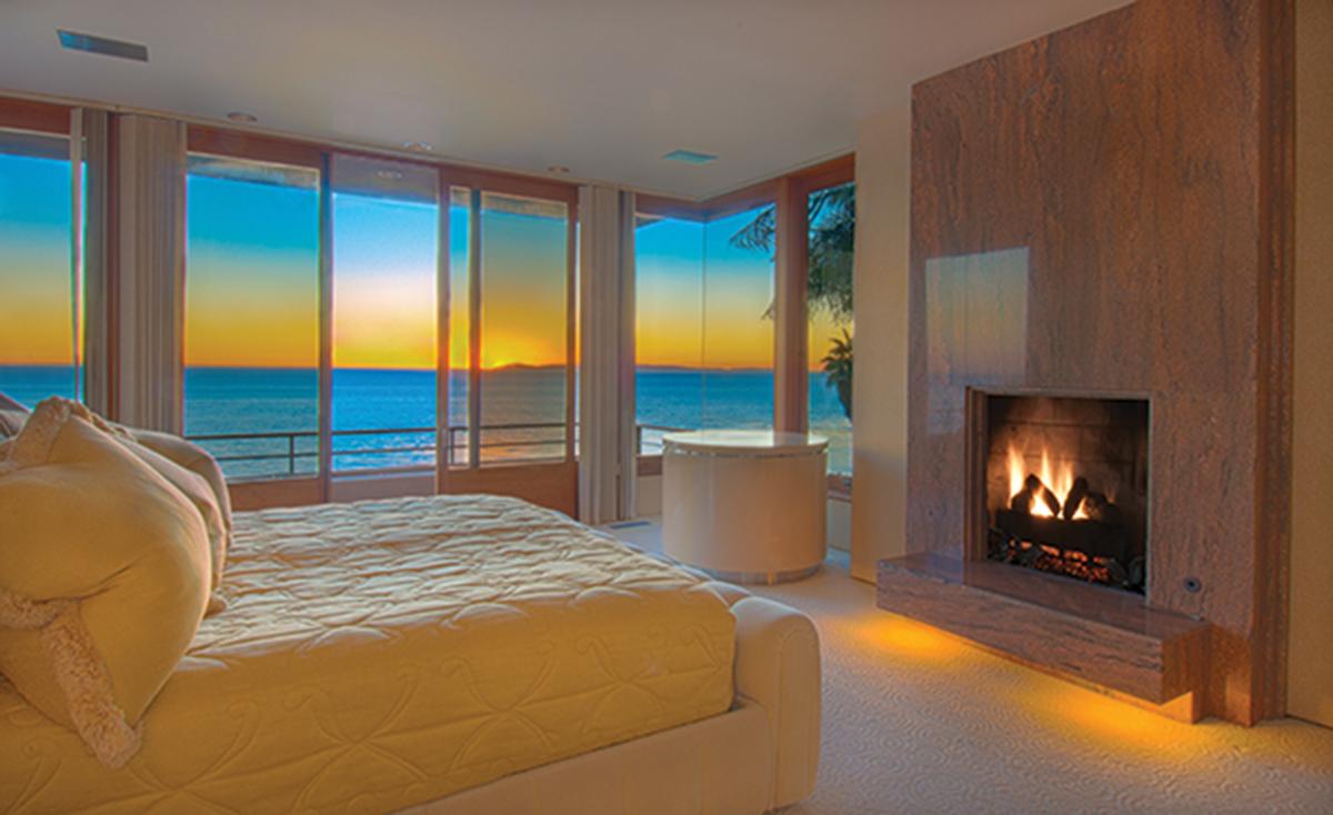How many Laguna Beach fireplaces do you get for 20 million