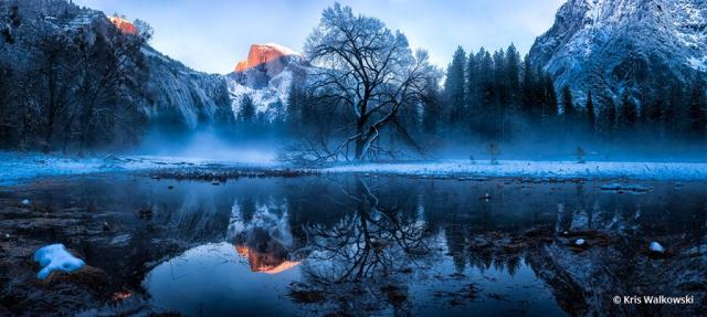 """Today's Photo Of The Day is """"The Face Of The Valley"""" by Kris Walkowski. Location: Yosemite National Park, California."""