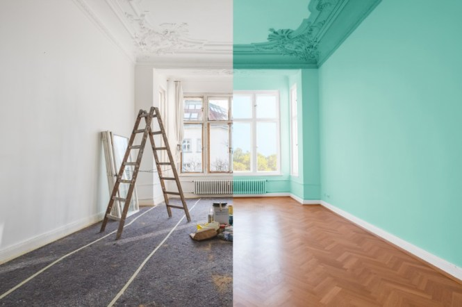 How Much Does It Cost To Paint A Ceiling | Taraba Home Review