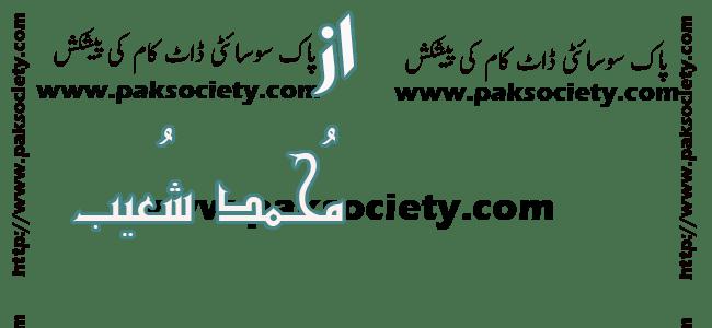 Ae Saal Tera Shukria Muhammad Shoaib