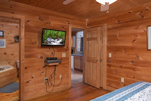 My Blue Heaven  A Gatlinburg Cabin Rental