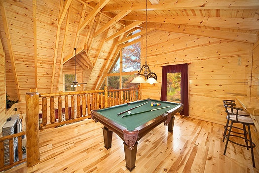 Big Bear Falls  A Gatlinburg Cabin Rental