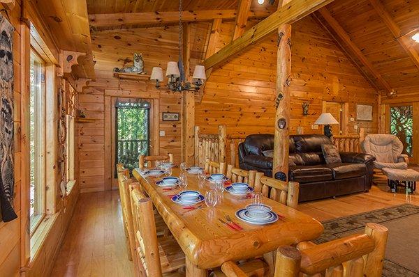 Animal Kingdom  A Gatlinburg Cabin Rental