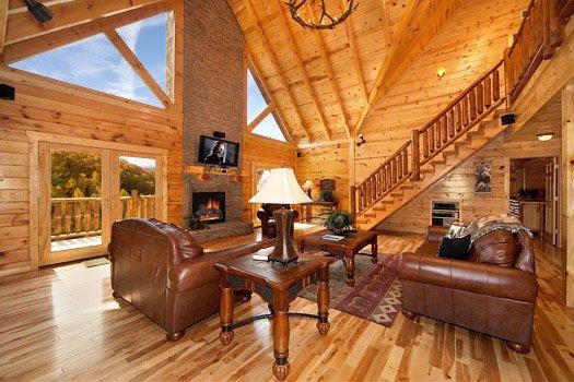 Big Bear Cove  A Gatlinburg Cabin Rental