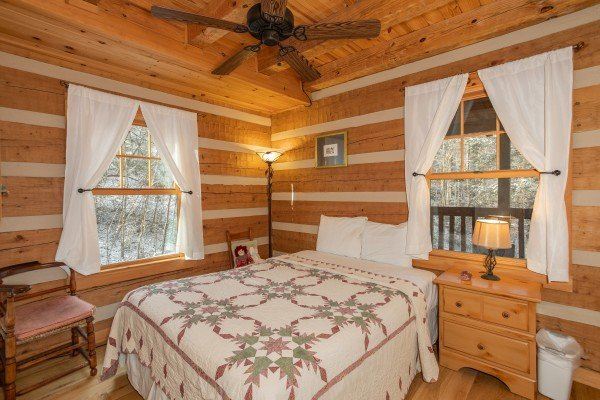 Sassafras Lodge  A Gatlinburg Cabin Rental