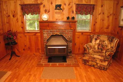 Heavenly Hideaway  A Gatlinburg Cabin Rental