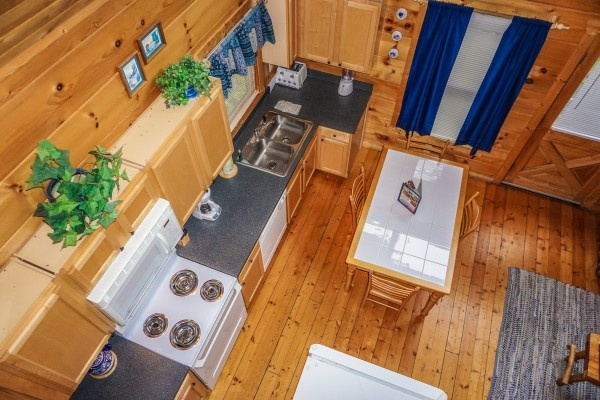 Just You And Me Baby  A Gatlinburg Cabin Rental