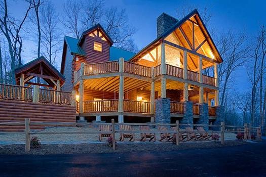 Incredible  A Gatlinburg Cabin Rental