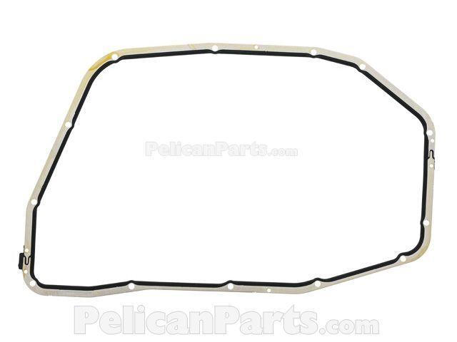 Audi Transmission Pan Gasket ZF 0501 322 155 09E 321 371 A