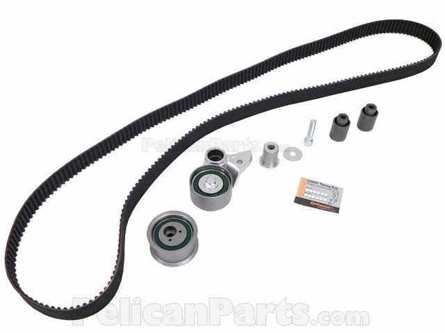 Audi and Volkswagen Timing Belt Kit Contitech TB 297 K4