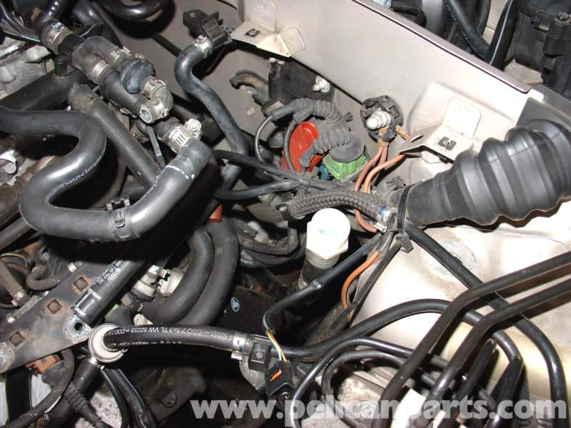 Abs Resevoir 2006 Audi A6 Engine Diagram Audi A4 1 8t Volkswagen Manual Transmission Fluid Change