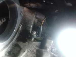 BMW E30E36 Crankshaft Position Sensor Replacement | 3