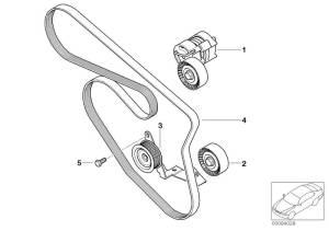 BMW E90 Drive Belt Replacement | E91, E92, E93 | Pelican Parts DIY Maintenance Article