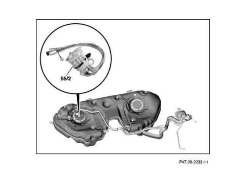 Mercedes W202 Fuel Pump W140 Fuel Pump Wiring Diagram ~ Odicis