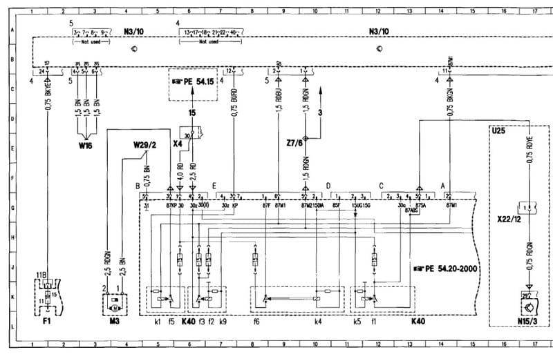 [DIAGRAM] 1999 Slk 230 Fuse Diagram FULL Version HD