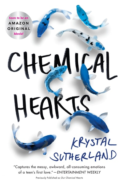 Our Chemical Hearts by Krystal Sutherland - Penguin Books Australia