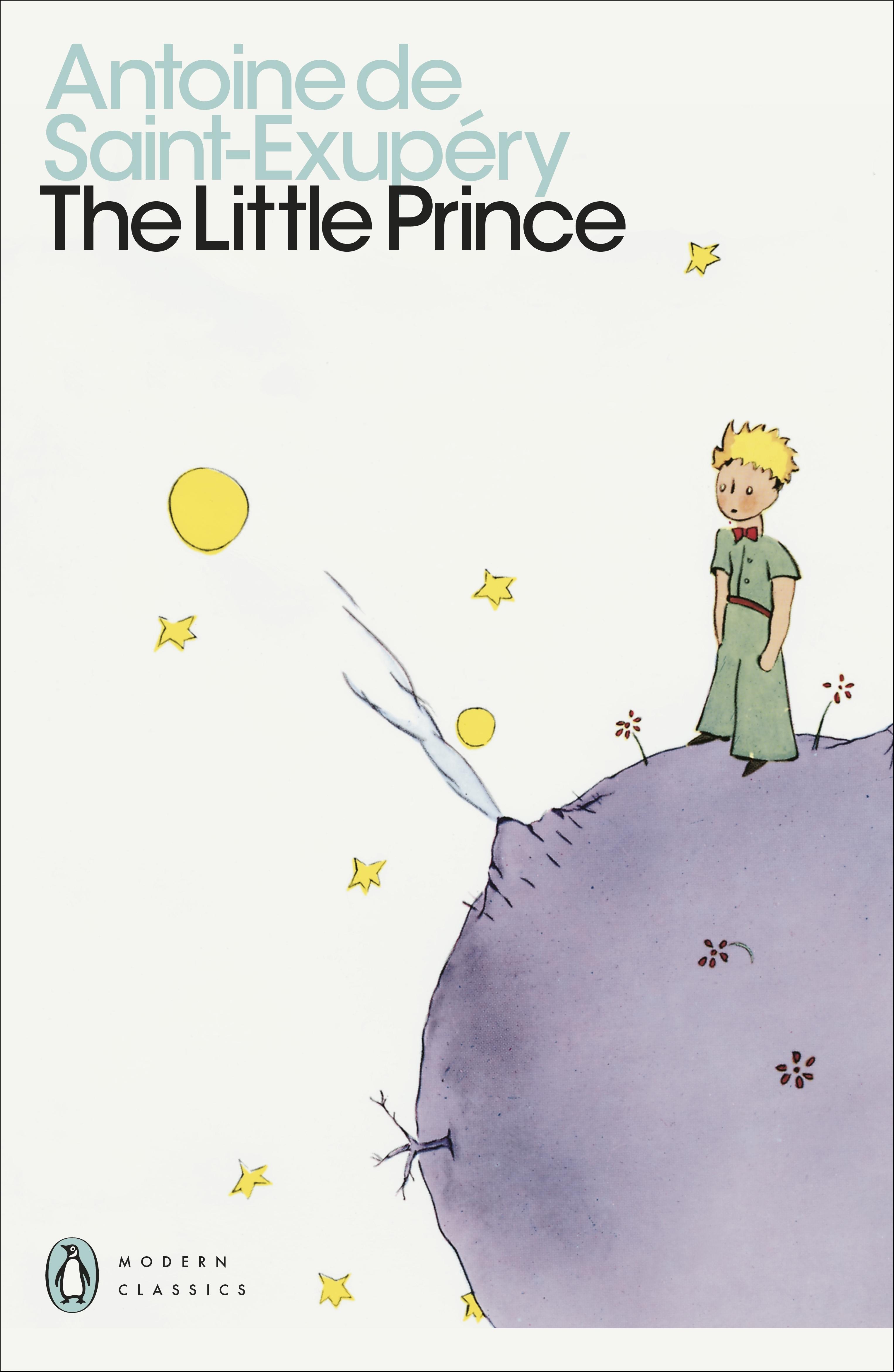 Le Petit Prince St Alban : petit, prince, alban, Little, Prince, Antoine, Saint-Exupéry, Penguin, Books, Australia