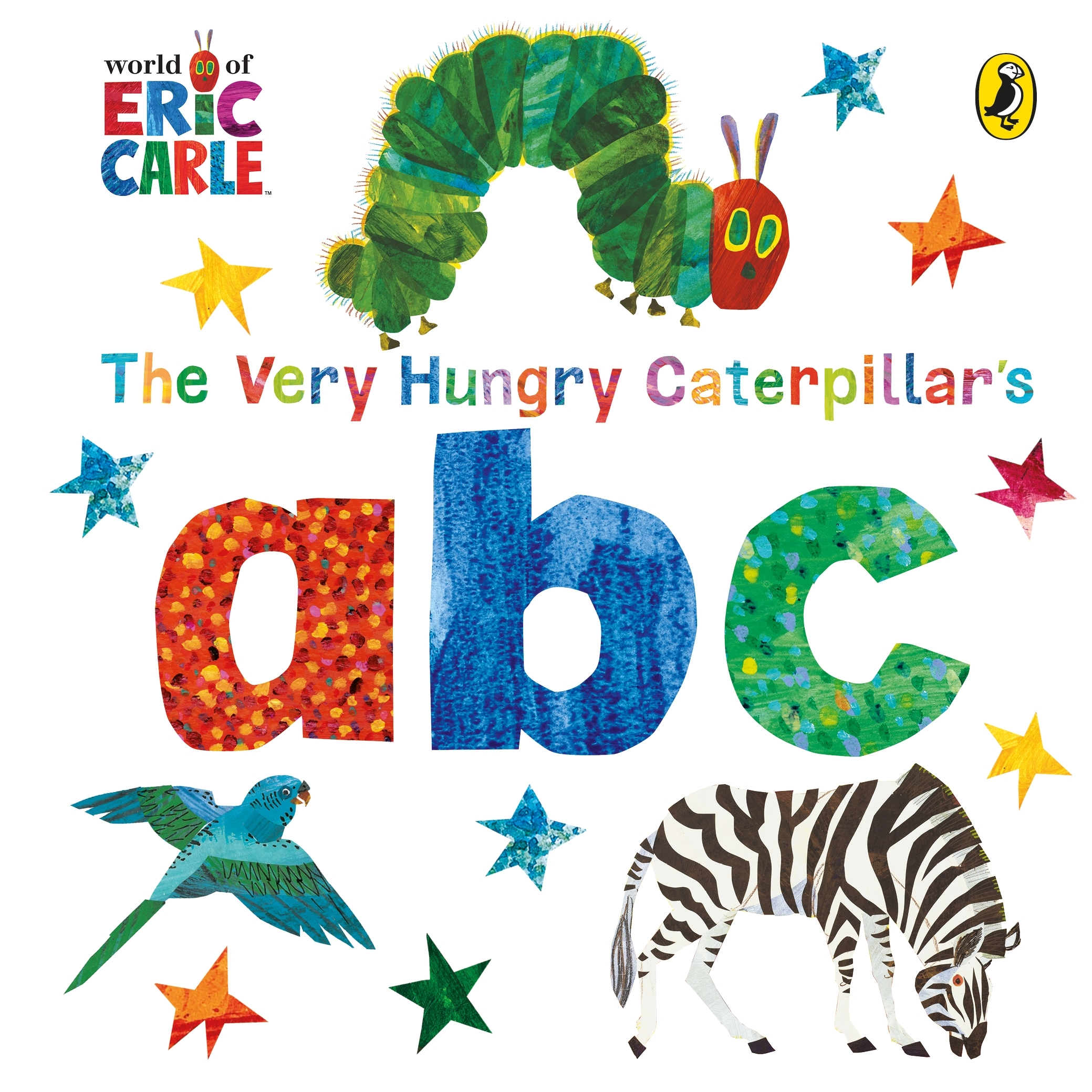 The Very Hungry Caterpillar S Abc By Eric Carle