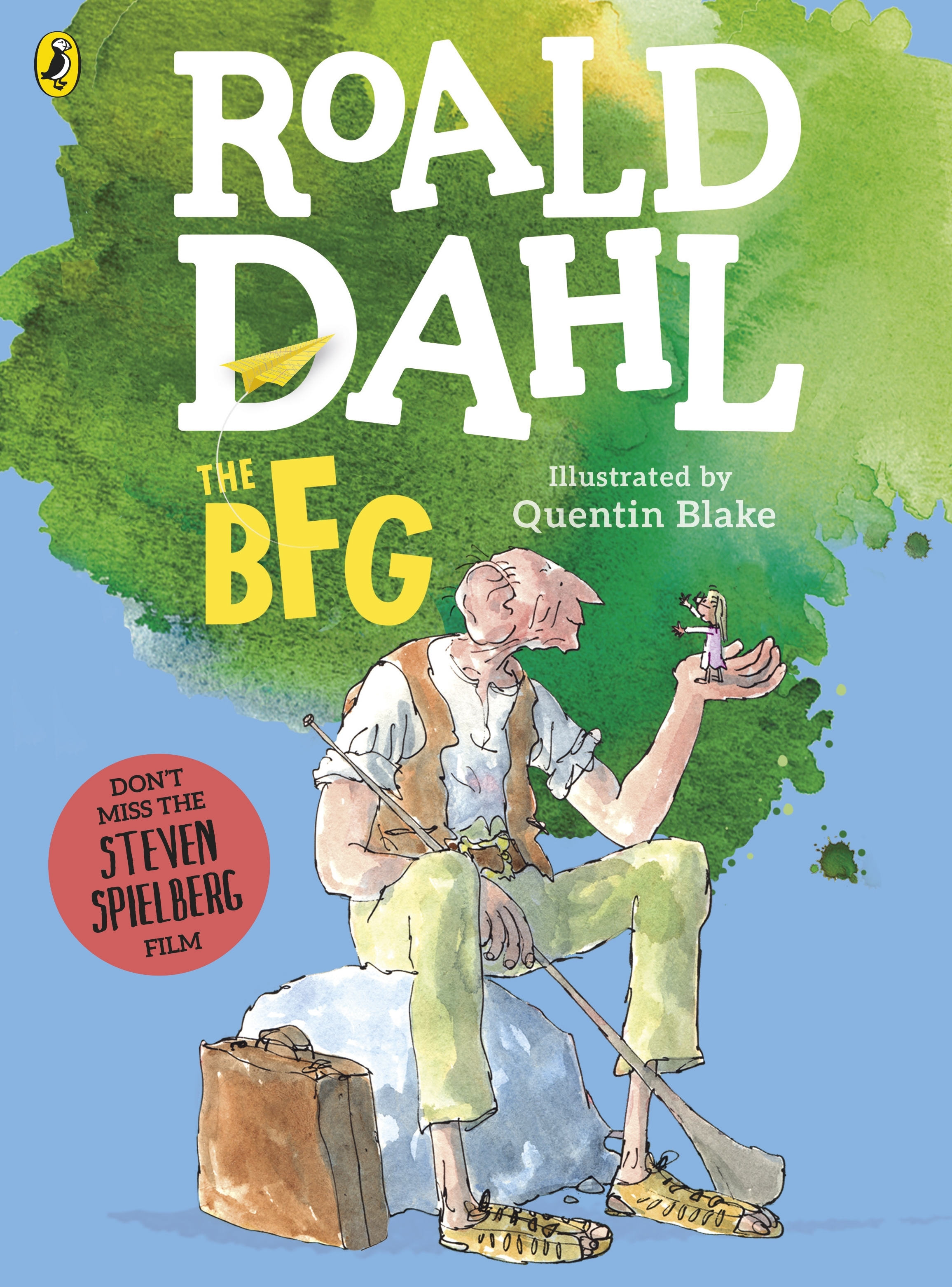 The Bfg Colour Edition By Roald Dahl