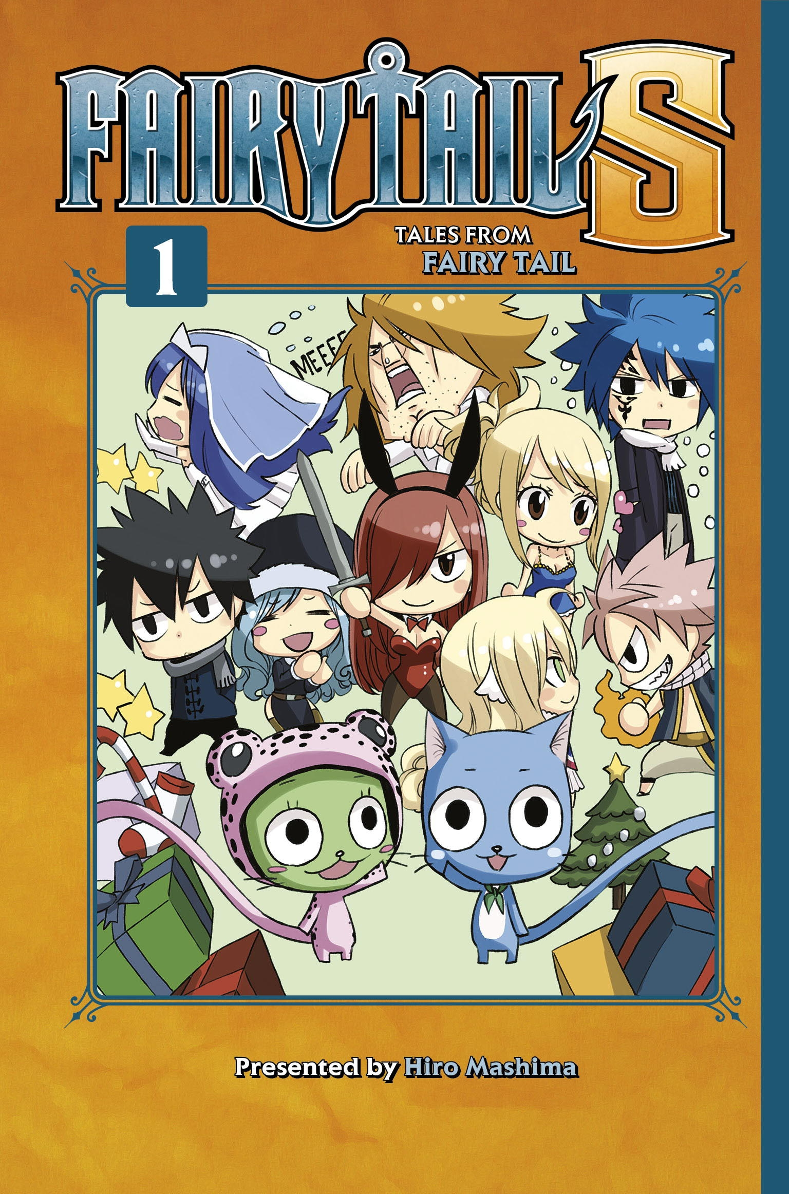Fairy Tail S Volume 1 Tales From Fairy Tail By Hiro