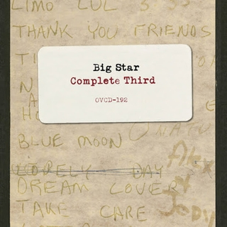 Image result for big star complete third
