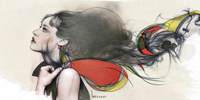 Fiona Apple Werewolf