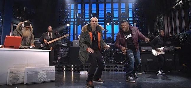 Eminem Goes Berserk