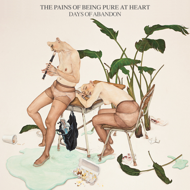 Listen: The Pains of Being Pure at Heart: