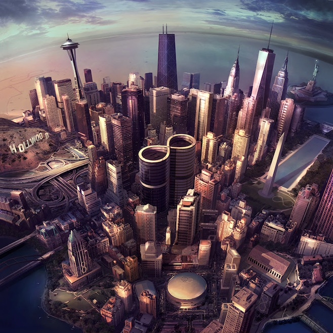 Foo Fighters Detail New Album Sonic Highways Pitchfork