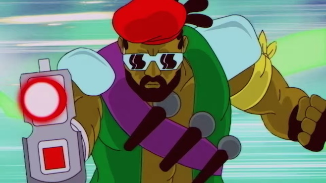 Major Lazer Cartoon Gets Premiere Date, Charli XCX and RiFF RAFF to Guest Star
