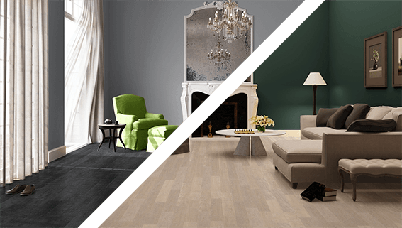 flooring living room kitchen brown curtains for roomviewer get a preview your new dream floor beautiful laminate timber vinyl floors