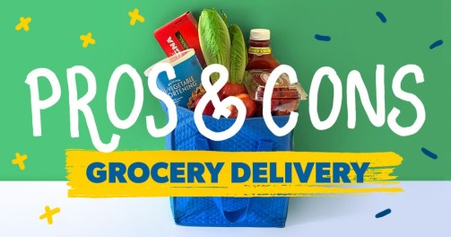 Is Online Grocery Delivery Worth It?