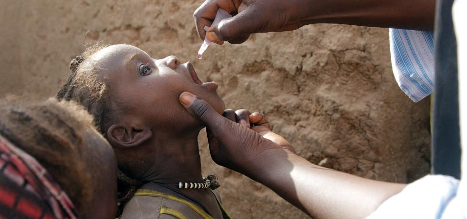 Polio Reappears in War-Torn Northeast Nigeria
