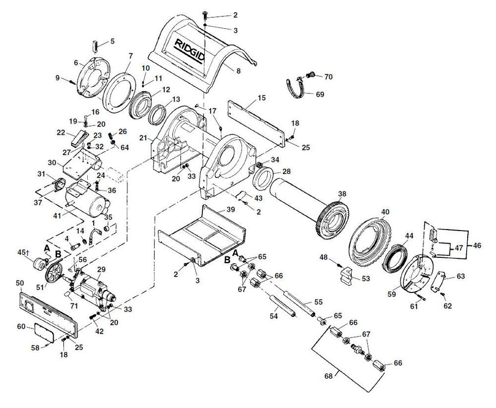 Alkota Pressure Washer Wiring Diagram Mi-T-M Wiring
