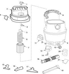shop vac schematic electrical wiring diagram [ 1000 x 1000 Pixel ]