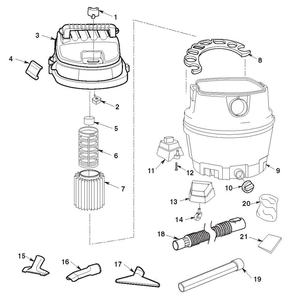 medium resolution of shop vac schematic electrical wiring diagram