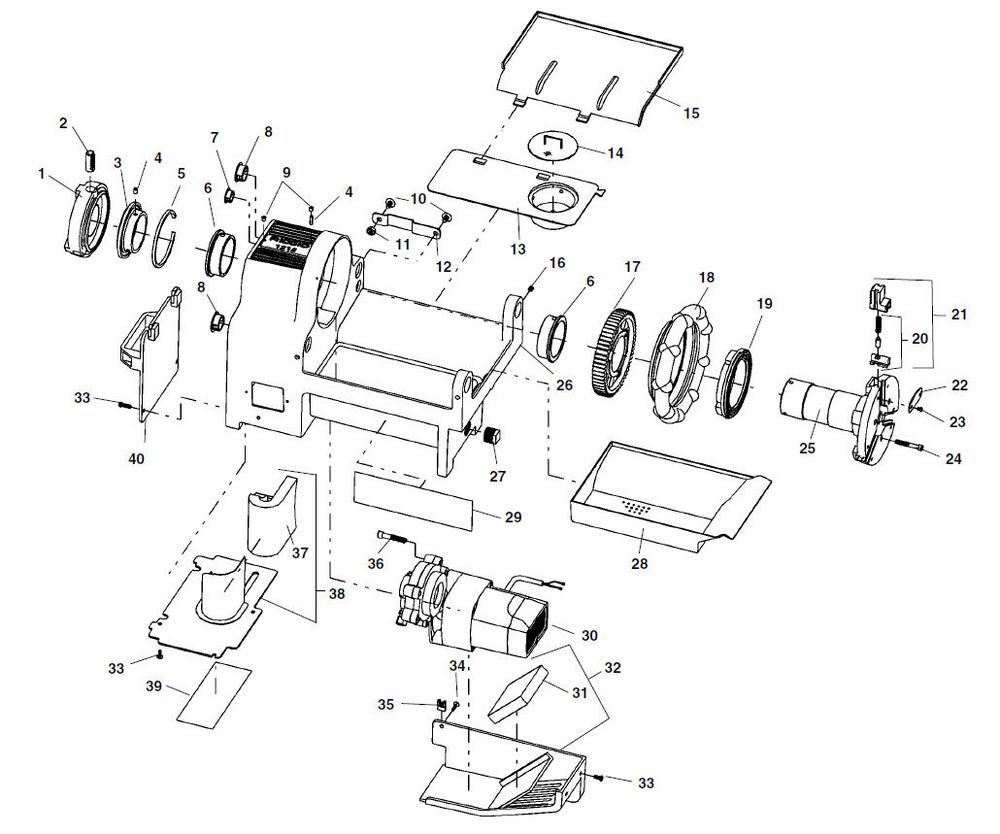 Ridgid Generator Wiring Diagram