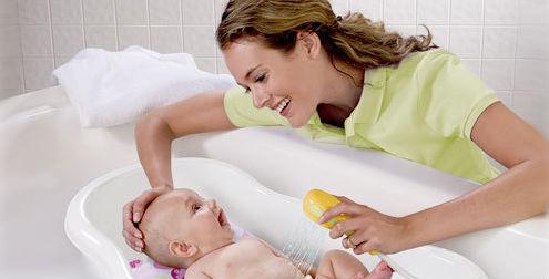 Tips para el bao del recin nacido  Salud180