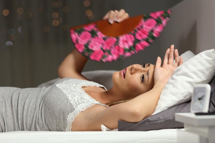 Sintomas antes de la menopausia